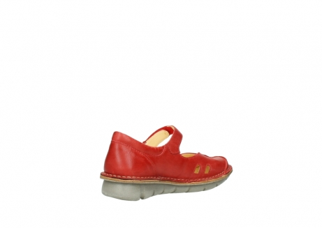 wolky chaussures a bride 08389 cordoba 30500 cuir rouge_10