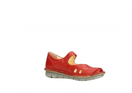 wolky chaussures a bride 08389 cordoba 30500 cuir rouge_15