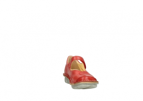 wolky chaussures a bride 08389 cordoba 30500 cuir rouge_18