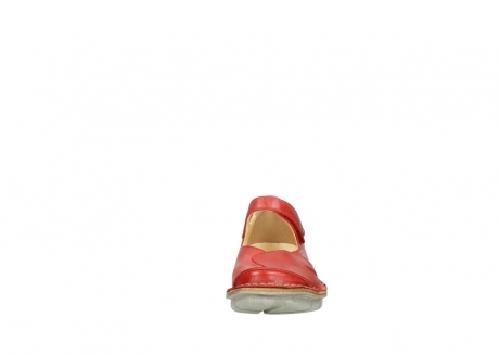 wolky chaussures a bride 08389 cordoba 30500 cuir rouge_19
