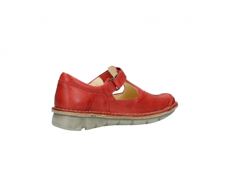 wolky chaussures a bride 08390 kuban 30500 cuir rouge_11