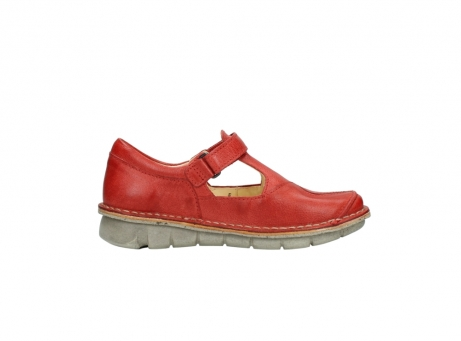 wolky chaussures a bride 08390 kuban 30500 cuir rouge_13