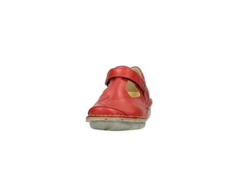 wolky chaussures a bride 08390 kuban 30500 cuir rouge_20