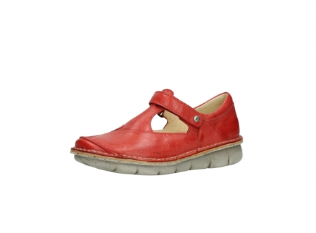 wolky chaussures a bride 08390 kuban 30500 cuir rouge_23