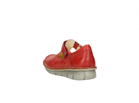 wolky chaussures a bride 08390 kuban 30500 cuir rouge_5