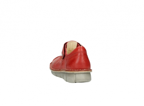 wolky chaussures a bride 08390 kuban 30500 cuir rouge_6