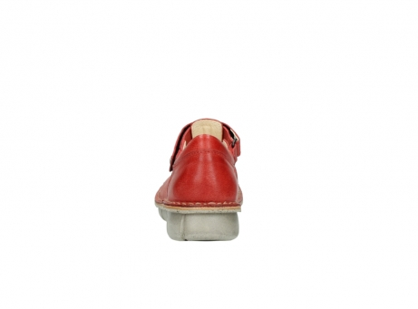 wolky chaussures a bride 08390 kuban 30500 cuir rouge_7