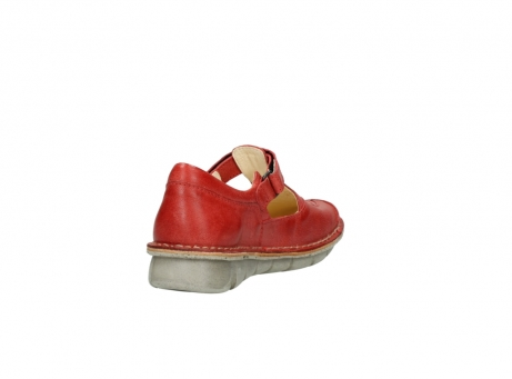 wolky chaussures a bride 08390 kuban 30500 cuir rouge_9