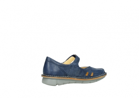 wolky bandschoenen 08393 neath 30820 denim leer_11