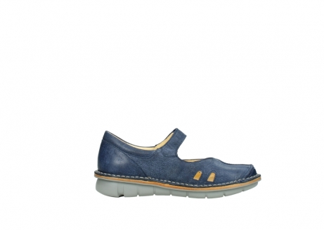 wolky bandschoenen 08393 neath 30820 denim leer_13