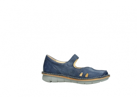 wolky bandschoenen 08393 neath 30820 denim leer_14