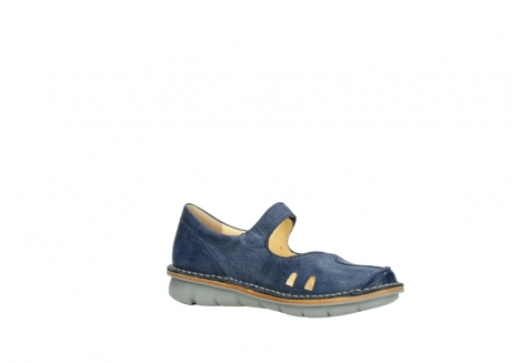 wolky bandschoenen 08393 neath 30820 denim leer_15