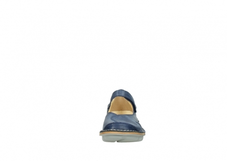 wolky bandschoenen 08393 neath 30820 denim leer_19