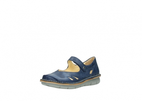 wolky bandschoenen 08393 neath 30820 denim leer_22
