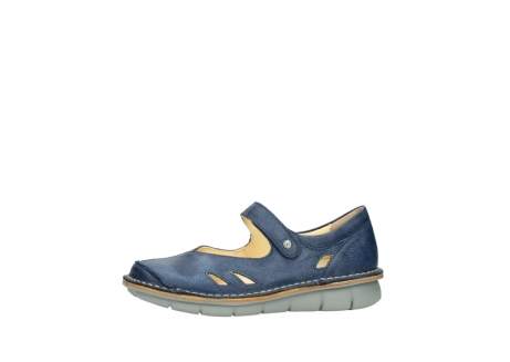 wolky bandschoenen 08393 neath 30820 denim leer_24