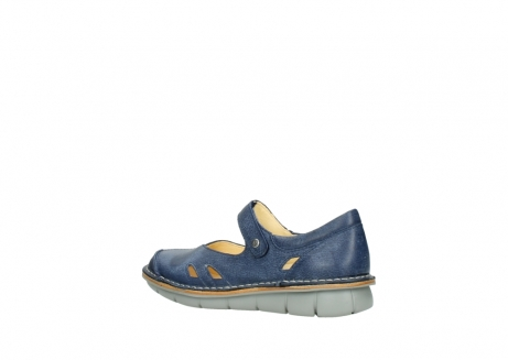 wolky bandschoenen 08393 neath 30820 denim leer_3