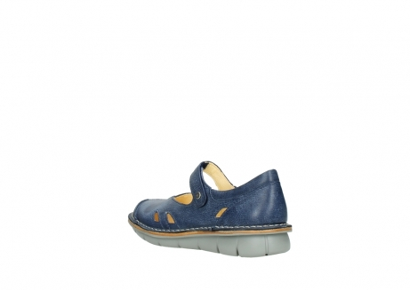 wolky bandschoenen 08393 neath 30820 denim leer_4