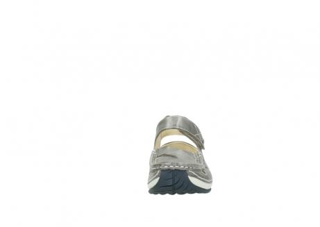 wolky bandschoenen 4801 venture 320 grijs leer_19