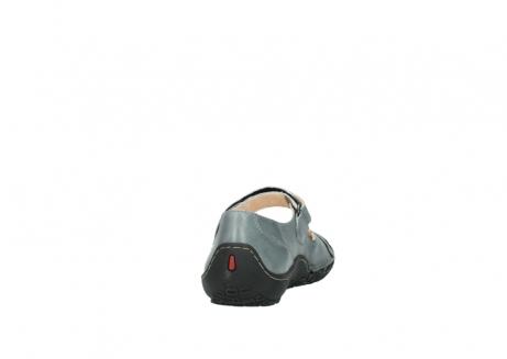 wolky bandschoenen 8350 light 325 grijs leer_8