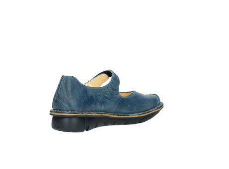 wolky bandschoenen 8382 bering 389 blauw leer_10