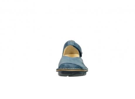 wolky bandschoenen 8382 bering 389 blauw leer_19