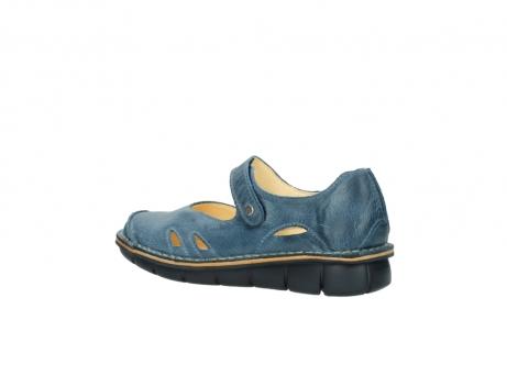 wolky bandschoenen 8382 bering 389 blauw leer_3