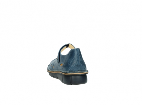 wolky bandschoenen 8382 bering 389 blauw leer_6