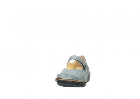 wolky riemchenschuhe 8389 cordoba 326 grau blau leder_20
