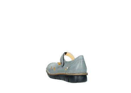 wolky riemchenschuhe 8389 cordoba 326 grau blau leder_5