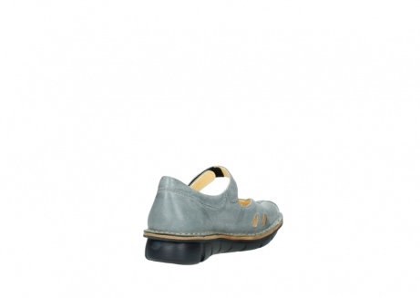 wolky riemchenschuhe 8389 cordoba 326 grau blau leder_9
