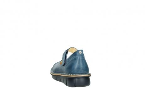 wolky bandschoenen 8389 cordoba 389 blauw leer_6