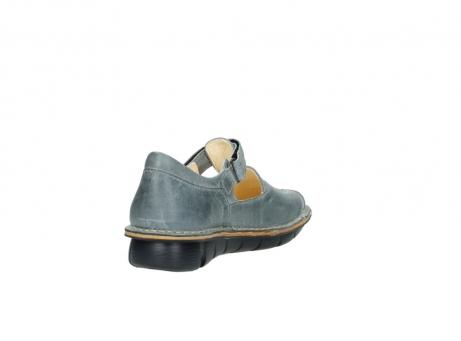 wolky bandschoenen 8390 kuban 326 grijs blauw leer_9