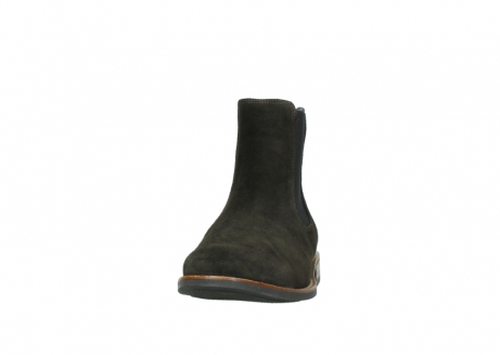 wolky boots 02182 caracas 40300 brown oiled suede_20