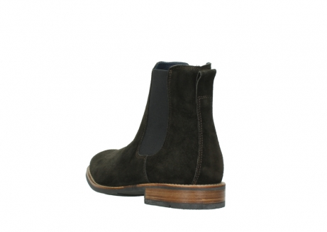 wolky boots 02182 caracas 40300 brown oiled suede_5