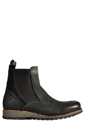 wolky boots 09351 marble 40000 zwart suede