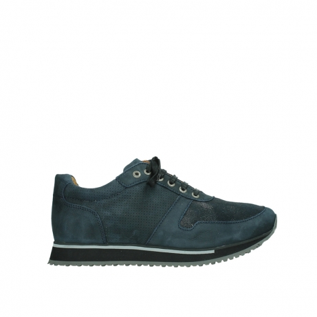 wolky lace up shoes 05850 e walk men 11875 winterblue stretch leather