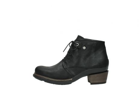 wolky ankle boots 00477 tonala 50000 black oiled leather_1