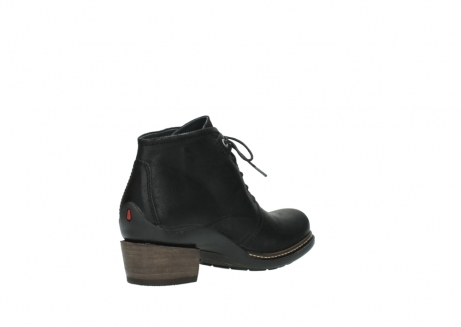 wolky ankle boots 00477 tonala 50000 black oiled leather_10