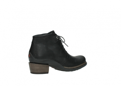wolky ankle boots 00477 tonala 50000 black oiled leather_11
