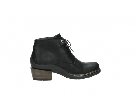 wolky ankle boots 00477 tonala 50000 black oiled leather_12