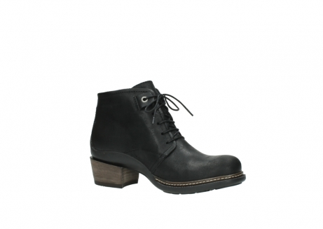 wolky ankle boots 00477 tonala 50000 black oiled leather_15