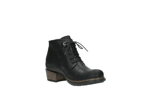 wolky ankle boots 00477 tonala 50000 black oiled leather_16