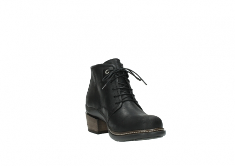 wolky ankle boots 00477 tonala 50000 black oiled leather_17