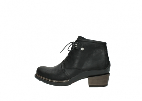 wolky ankle boots 00477 tonala 50000 black oiled leather_2