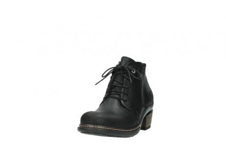wolky ankle boots 00477 tonala 50000 black oiled leather_21