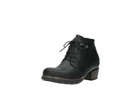 wolky ankle boots 00477 tonala 50000 black oiled leather_22
