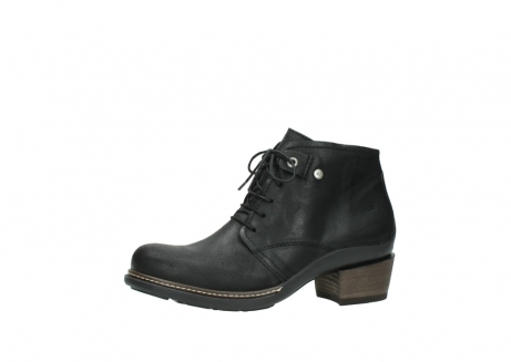 wolky ankle boots 00477 tonala 50000 black oiled leather_24