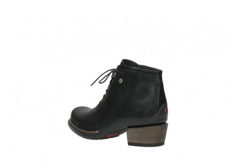 wolky ankle boots 00477 tonala 50000 black oiled leather_4