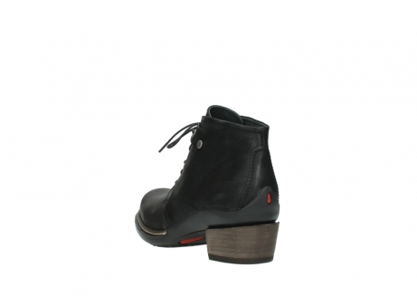 wolky ankle boots 00477 tonala 50000 black oiled leather_5