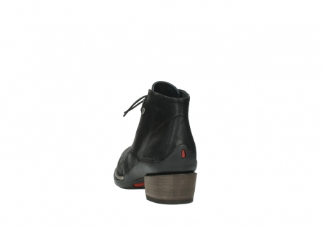 wolky ankle boots 00477 tonala 50000 black oiled leather_6